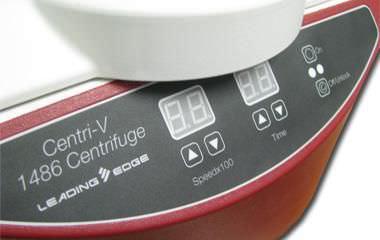 Veterinary laboratory centrifuge / bench-top 3300 rpm | Centri-V 1486 Leading Edge