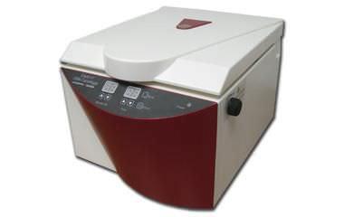 Veterinary laboratory centrifuge / bench-top 3300 rpm | Centri-V 1086 Leading Edge