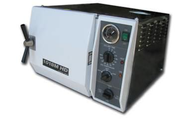 Laboratory autoclave / bench-top 1018M HD Leading Edge