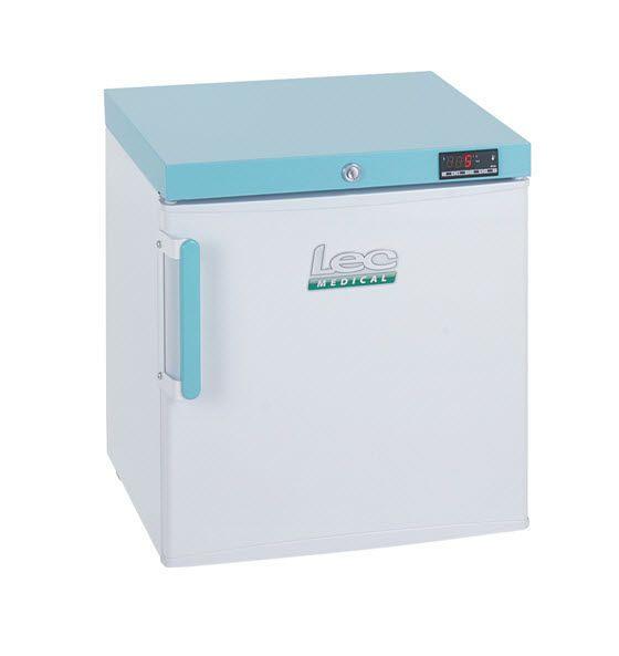 Pharmacy refrigerator / bench-top / 1-door 2 °C ... 8 °C, 45 L   PE109C Lec Medical