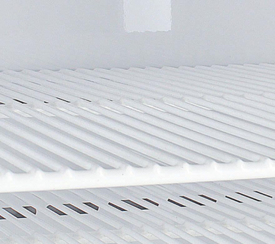 Laboratory refrigerator / bench-top / explosion-proof / 1-door 2 °C ... 10 ° C, 82 L   LR207C Lec Medical