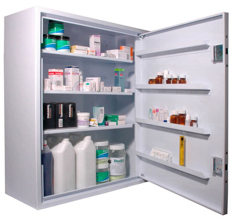 Safety cabinet / medicine / 1-door CDC760 Lec Medical