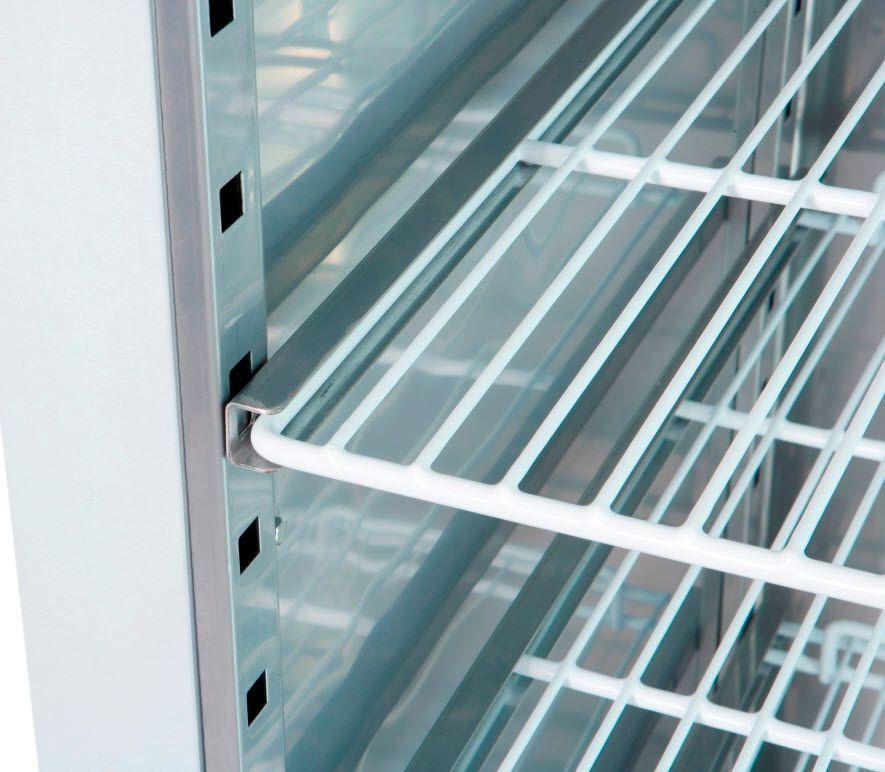 Laboratory refrigerator / cabinet / 2-door 2 °C ... 8 °C, 1200 L   PSR1200UK Lec Medical
