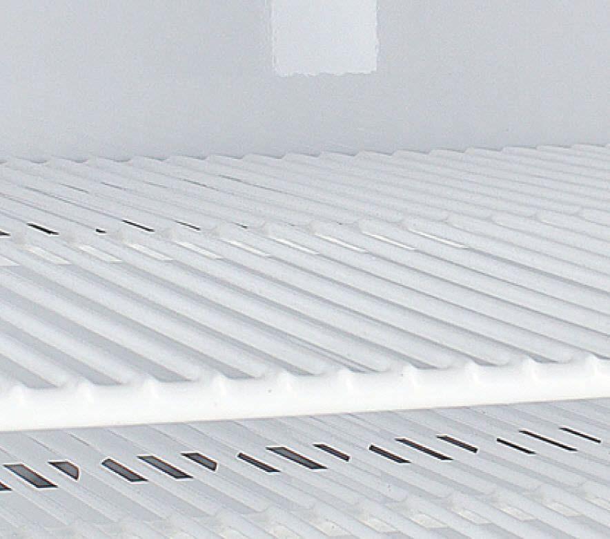 Laboratory refrigerator / cabinet / explosion-proof / 1-door 2 °C ... 10 ° C, 475 L   LR1607C Lec Medical