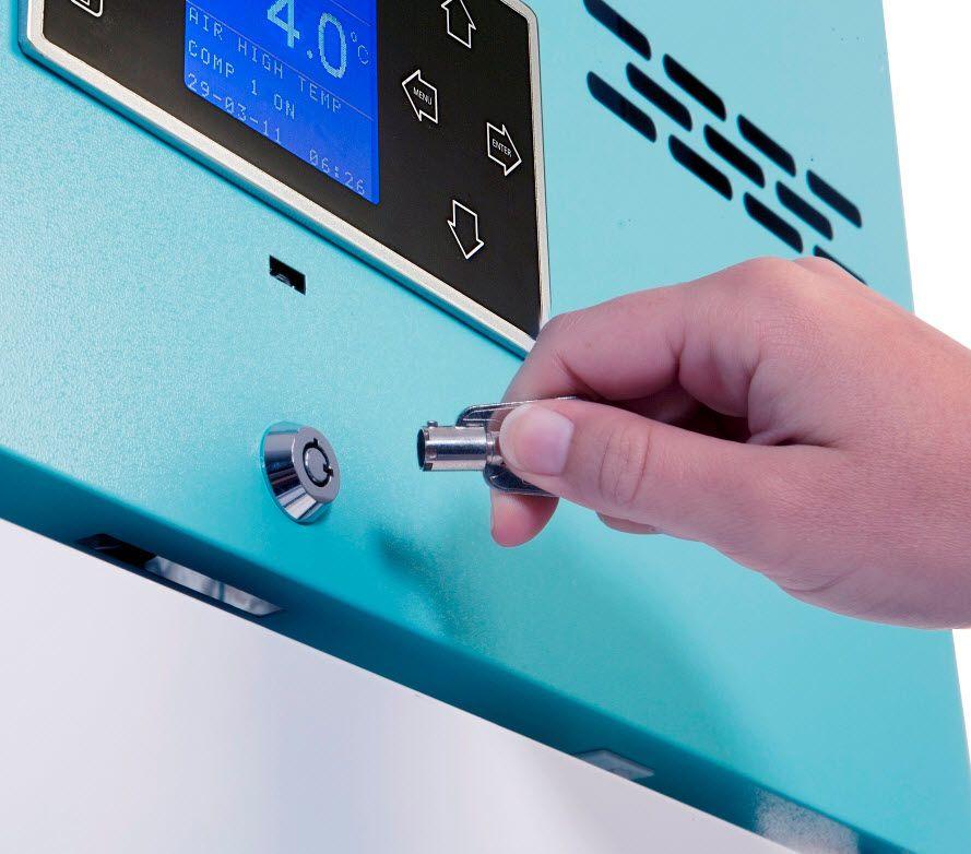 Laboratory freezer / cabinet / 1-door -25 °C ... -10 °C, 600 L   LSF600UK Lec Medical