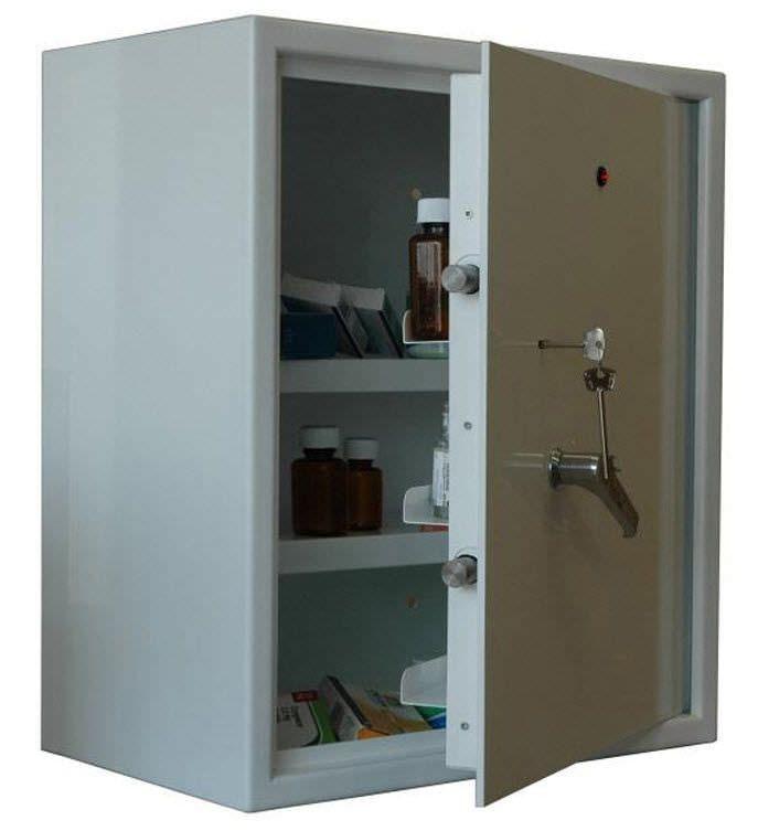 Medical cabinet / medicine / wall-mounted / 1-door CDC600 Lec Medical