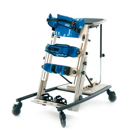Pediatric standing frame Pronestander Leckey