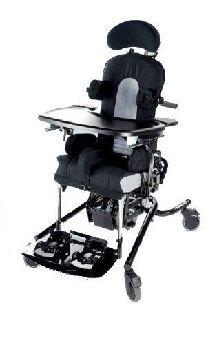 Passive wheelchair / pediatric / with headrest / with legrest Leckey