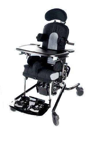 Passive wheelchair / pediatric / with headrest / with legrest Leckey