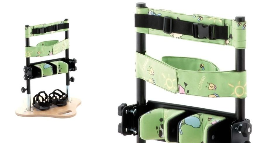 Pediatric standing frame Totstander Leckey