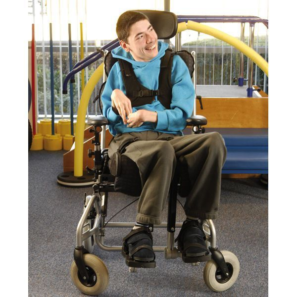 Patient transfer chair KIT Leckey