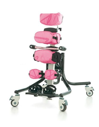 Pediatric standing frame Squiggles Leckey