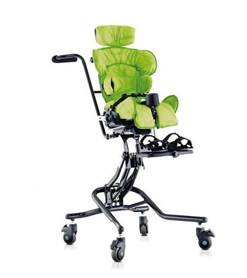 Passive wheelchair / reclining / with legrest / with headrest Squiggles Leckey