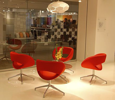 Waiting room armchair 600 Series KI