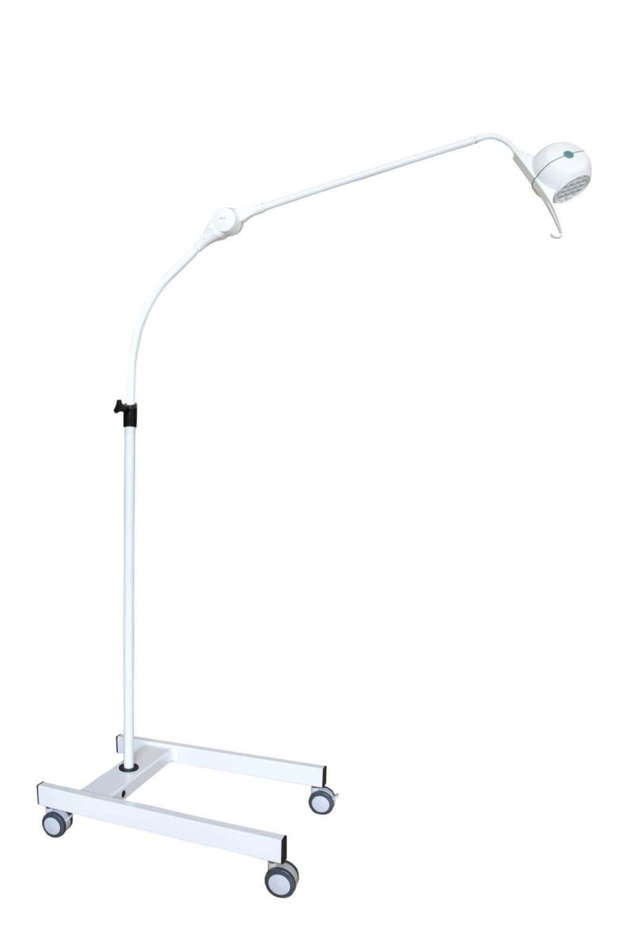 LED examination lamp / on casters 17 W, 13 000 lux @ 1 m | BELLON LID