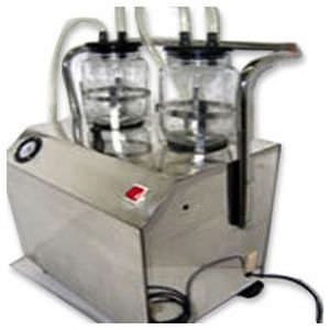 Electric surgical suction pump / handheld Hi Vacuum Major Suction Deluxe M-7 Life Support Systems