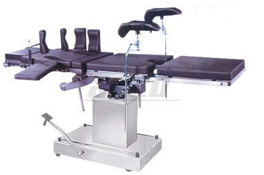 Universal operating table / hydraulic UNI-TAB Life Support Systems