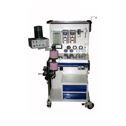 Anesthesia workstation with gas blender / 5-tube Optima Life Support Systems