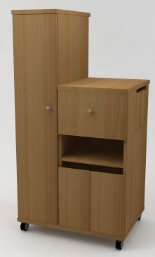 Medical cabinet / patient room / modular WILSOC6816 Knightsbridge Furniture