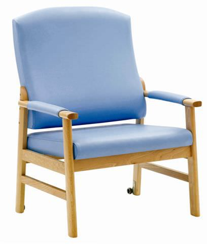 Chair with armrests / bariatric HAMILK2032B Knightsbridge Furniture