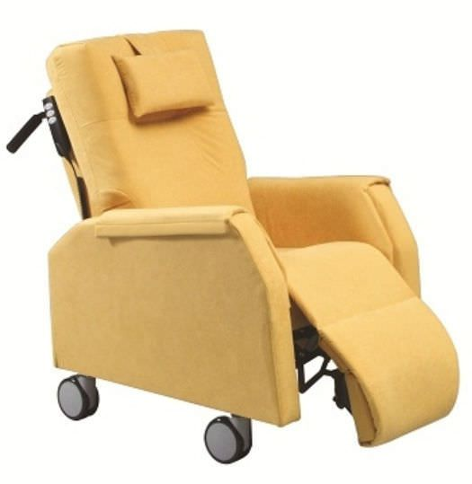 Medical sleeper chair / on casters / reclining / electrical KEIRAK0025 Knightsbridge Furniture