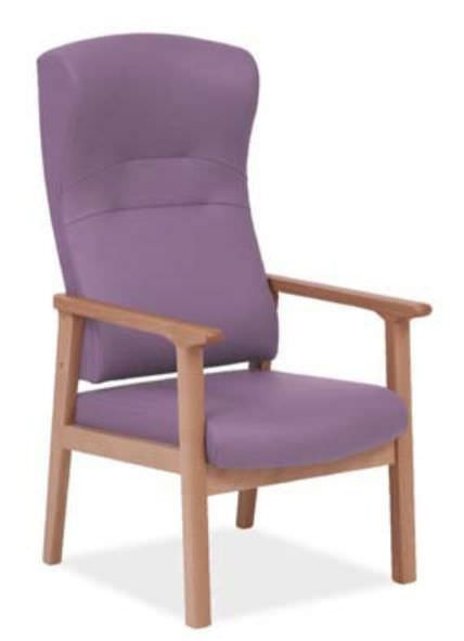 Chair with armrests / with high backrest DALTOK6027 Knightsbridge Furniture