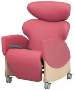 Medical sleeper chair / on casters / reclining / electrical KINTYK0400 Knightsbridge Furniture