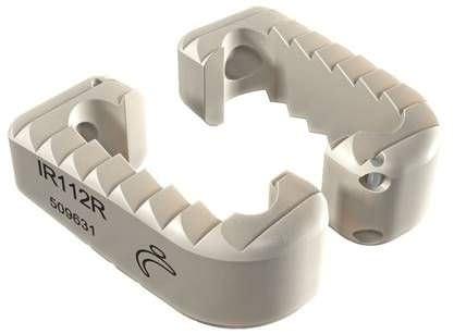 Lumbar interbody fusion cage / posterior ROI® LDR Medical