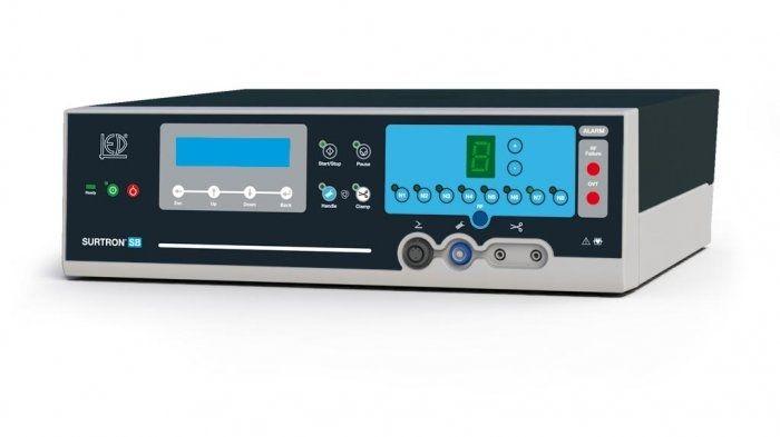 Bipolar coagulation HF electrosurgical unit SURTRON SB Series LED