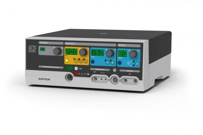 Monopolar coagulation HF electrosurgical unit / monopolar cutting SURTRON 200 LED