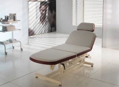Electrical massage table / height-adjustable / 3 sections Sosul LEMI