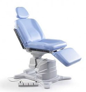 Medical examination chair / electrical / height-adjustable / 3-section DreaMed Zak LEMI