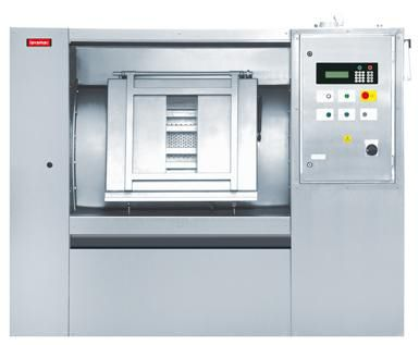 Side loading washer-extractor / for healthcare facilities 90 kg | LMA 900 Lavamac