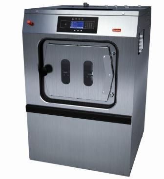 Side loading washer-extractor / for healthcare facilities 24 kg | AFB 240 Lavamac