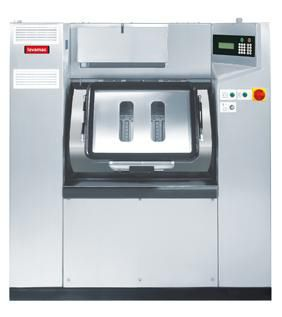 Side loading washer-extractor / for healthcare facilities 33 kg | LMA 330 Lavamac