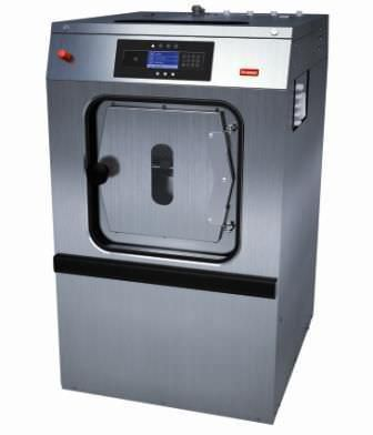 Side loading washer-extractor / for healthcare facilities 18 kg | AFB 180 Lavamac