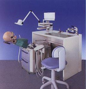 Dental laboratory workstation / with patient simulator Kavo