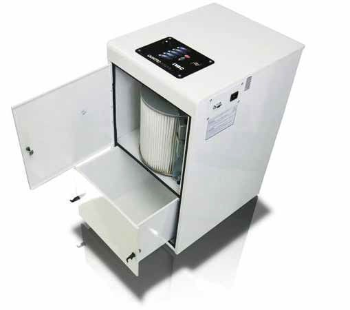 Aspirating vacuum pump / dental LD-VC105 Laserdentium