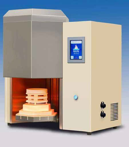 Sintering furnace / dental laboratory 1600°C | LD-Sinter M2+ Laserdentium