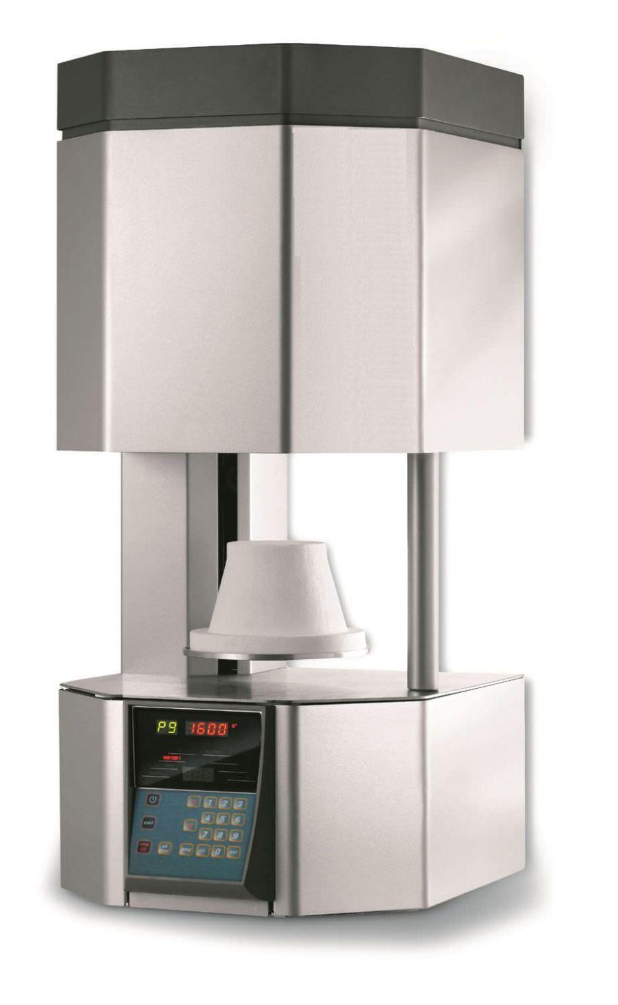 Sintering furnace / dental laboratory / zirconia 1650°C | LD-Sinter 165 Laserdentium