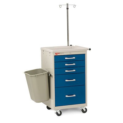 Multi-function trolley / with drawer Basix™ InterMetro B.V.