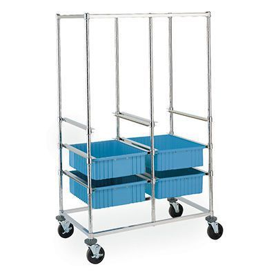 Distribution trolley / multi-function / transport / open-structure PTxC series InterMetro B.V.