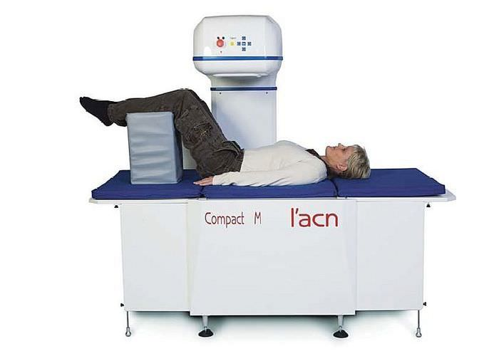 DEXA bone densitometer / pencil beam / fan beam / for bone densitometry UNIGAMMA COMPACT L'ACN