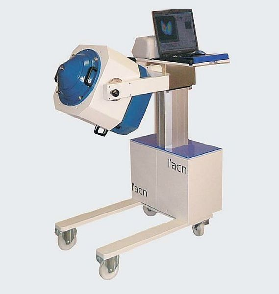 Small field Gamma camera (tomography) / for thyroid scintigraphy / for mammoscintigraphy / mobile MONOGAMMA L'ACN