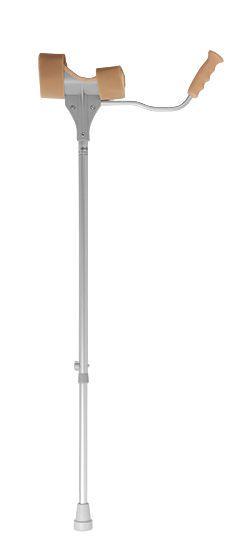 Forearm crutch / height-adjustable Arthritis Kowsky