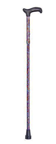 T handle walking stick / height-adjustable foldable Kowsky