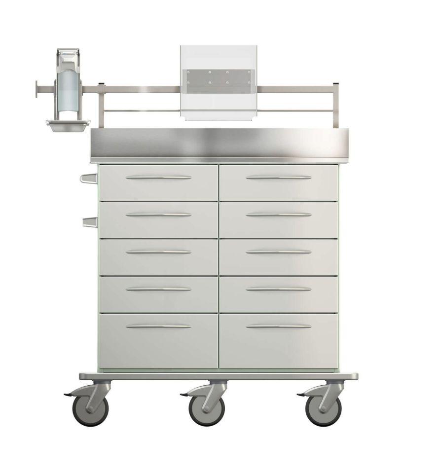 Endoscopy cart PX311P175 Hammerlit