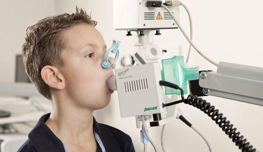 Pulmonary function testing system APS pro CareFusion