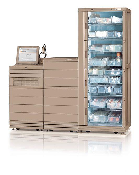 Automated medication dispensing system Pyxis MedStation® ES system CareFusion