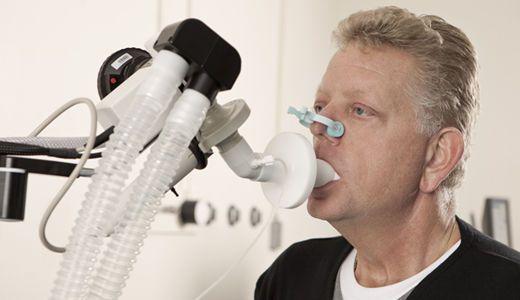 Pulmonary function testing system MasterScreen™ CareFusion